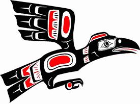 Pacific Northwest Raven Image